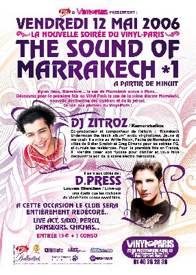 SOUND OF MARRAKECH